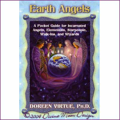 Earth ANGELS - BOOK - Doreen Virtue, PH.D.
