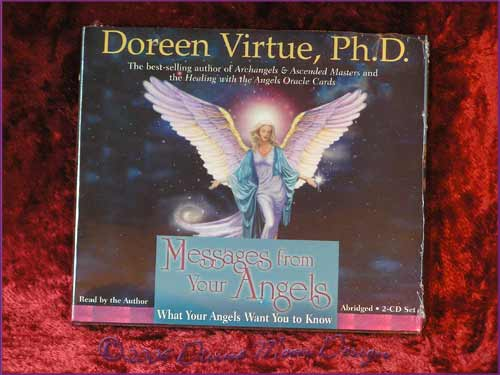 Messages from your ANGELS - 2 CD set - Doreen Virtue, Ph.D