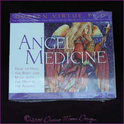 ANGEL Medicine CD - Doreen Virtue Ph.D.