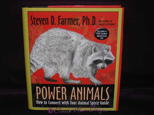 Power Animals: How to Connect to Animal Spirit Guides BOOK & CD