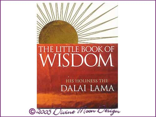 The Little Book Of Wisdom - His Holiness the Dalai Lama
