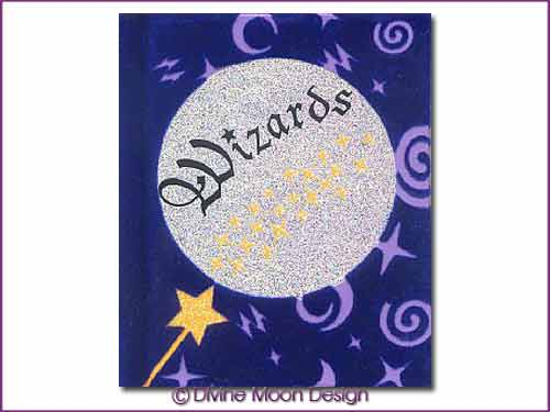 Little Book of WIZARDS - Debra Keller