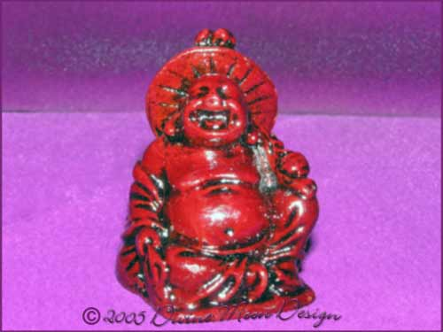 Good Luck FENG SHUI Laughing Buddha of Prosperity (F)