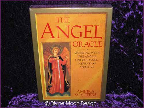 The ANGEL Oracle Cards Pack - Ambika Wauters