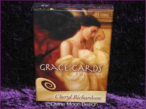 GRACE Cards - 52 Card Deck - Cheryl Richardson - Click Image to Close