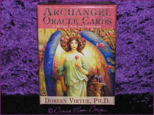 ARCHANGEL - Oracle Cards - Doreen Virtue PhD