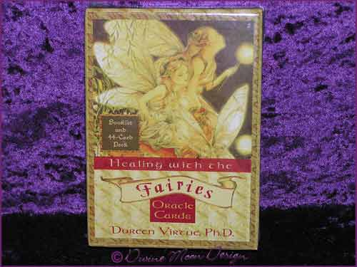 Healing with the FAIRIES - Oracle Cards - Doreen Virtue PhD