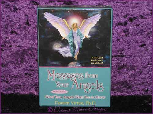 Messages from your ANGELS - Oracle Cards - Doreen Virtue PhD