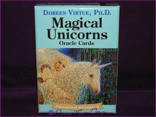 Magical UNICORNS - Oracle Cards - Doreen Virtue PhD