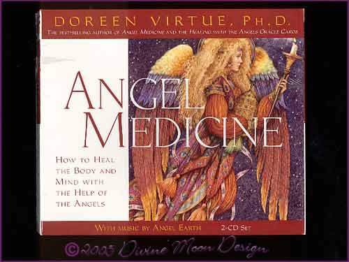 ANGEL Medicine - 2 CD set - Doreen Virtue, Ph.D.