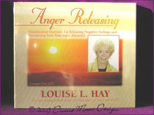 Anger Releasing CD - Louise L. Hay