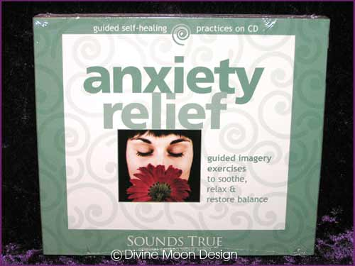 Anxiety Relief CD - Martin L. Rossman, M.D.
