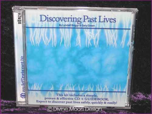 DISCOVERING PAST LIVES Meditation CD - Lyndall Briggs Gary Green