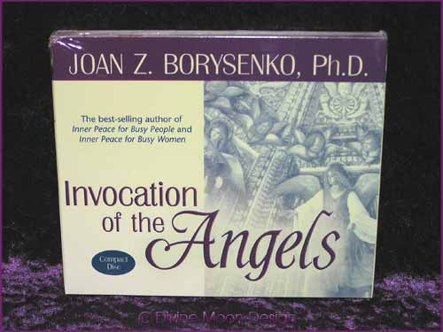 Invocation of the Angels CD - Joan Z. Borysenko, Ph.D.