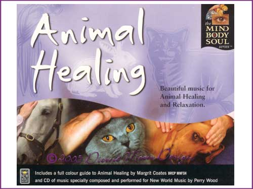 MBS Animal Healing CD - Margrit Coates & Perry Wood