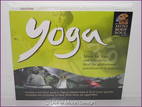 MBS Yoga Music CD - Edward Clark & Lagoon West