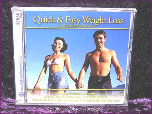 QUICK & EASY WEIGHT LOSS Meditation CD Lyndall Briggs Gary Green - Click Image to Close