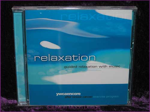 Relaxation: Guided Relaxation CD - Simon Blow & Patrice Thomas