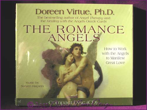 The Romance Angels CD - Doreen Virtue Ph.D.
