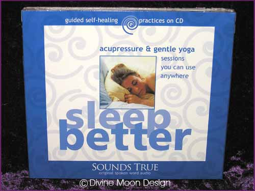Sleep Better CD - Michael Reed Gach Ph.D.