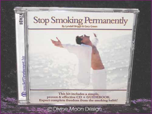 STOP Smoking Forever - CD - Glenn Harrold MBSCH Dip C.H - Click Image to Close