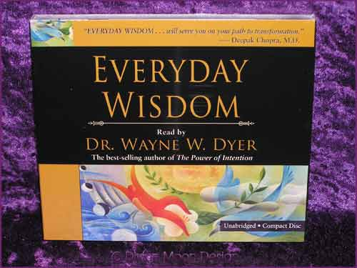 Everyday Wisdom CD - Dr. Wayne W. Dyer