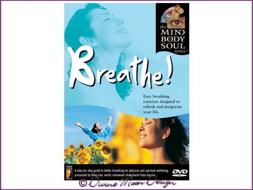 MBS: Breathe! (Exercises to promote Health) - DVD - Riley Lee