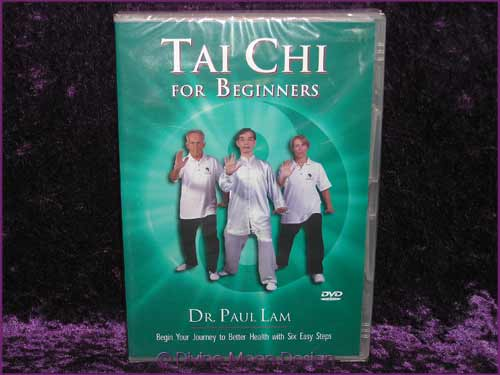 Tai Chi - for Beginners - DVD - Dr. Paul Lam