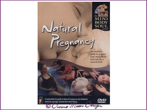 MBS: Natural Pregnancy - DVD - Janet Balaskas - Click Image to Close
