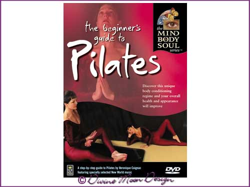 MBS: Beginner's guide to PILATES - DVD - Veronique Coignac - Click Image to Close