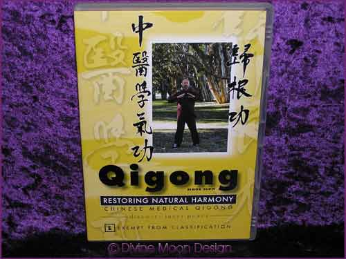 Qigong: Restoring Natural Harmony - DVD - Simon Blow