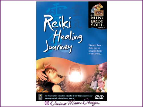 MBS: REIKI HEALING JOURNEY DVD - Ian Welch