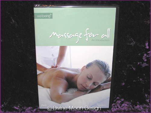 DVD - Massage for all: An Introduction. - Click Image to Close