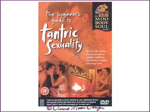 MBS: Beginner's Guide to Tantric Sexuality - DVD + Chillout CD