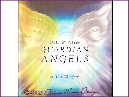 Gold & Silver Guardian Angel Card Pack - Angela McGerr