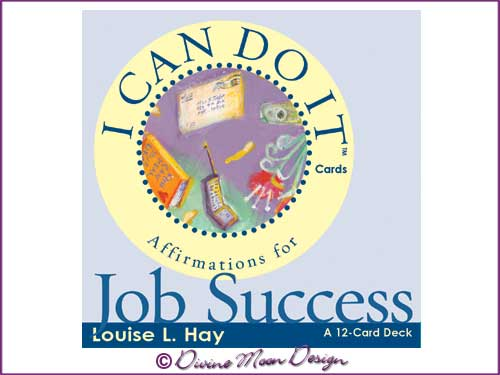 I Can Do It Cards: Affirmations For Job Success - Louise L. Hay