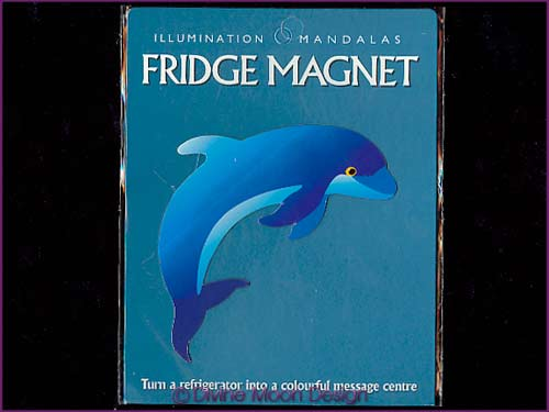 FRIDGE MAGNET Australian Made - BOTTLENOSE DOLPHIN