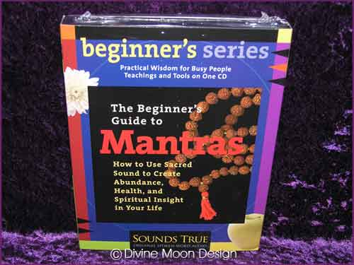 Beginner's Guide to MANTRAS CD Pack - Thomas Ashley-Farrand