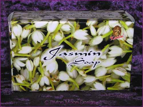 Kamini Aromatics 100gm SOAP boxed bar - JASMIN