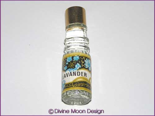 SONG OF INDIA Concentrated Perfume OIL - LAVANDER