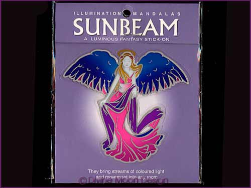 SUNBEAM - A Luminous Fantasy Stick-On - ANGEL