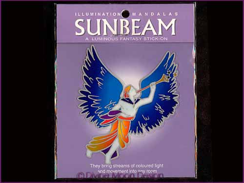 SUNBEAM - A Luminous Fantasy Stick-On - ARCHANGEL MICHAEL