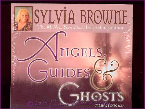 Angels, Guides and Ghosts CD - Sylvia Browne